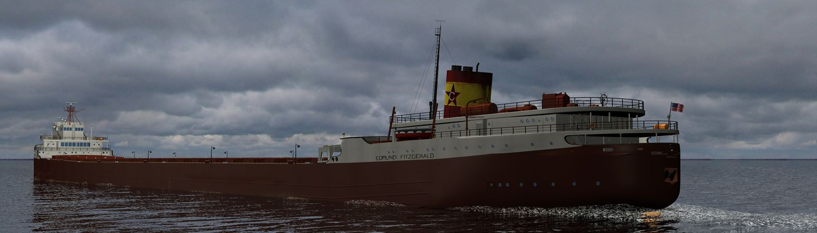 The Edmund Fitzgerald