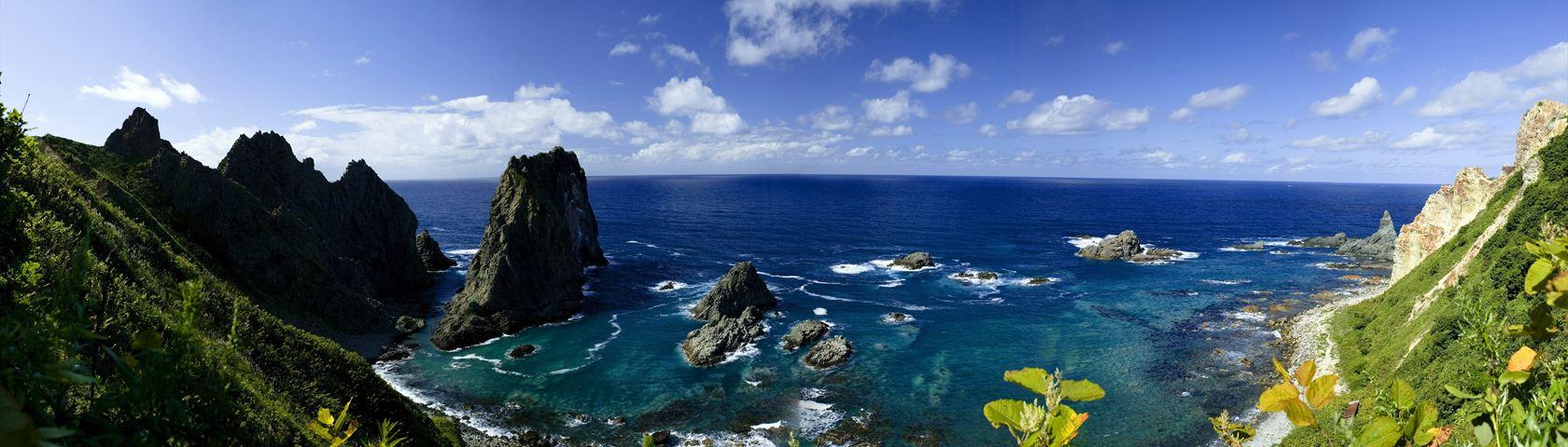Japanese Shoreline