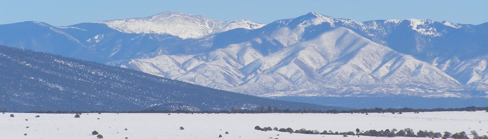 Gold Hill and Flag Mountain