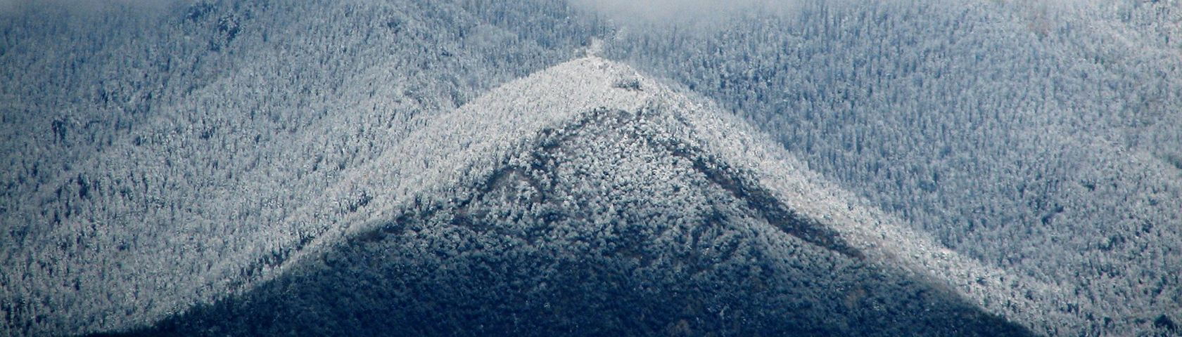 Mountain in Taos Pueblo, NM
