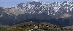 Mountain Villiage in Hamedan