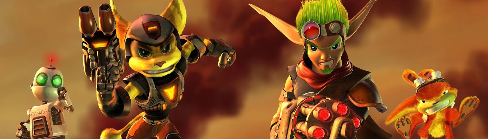 jak and daxter wallpaper 1920x1080