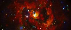 Supernova X-Ray