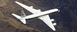 NASA's DC-8 in Flight