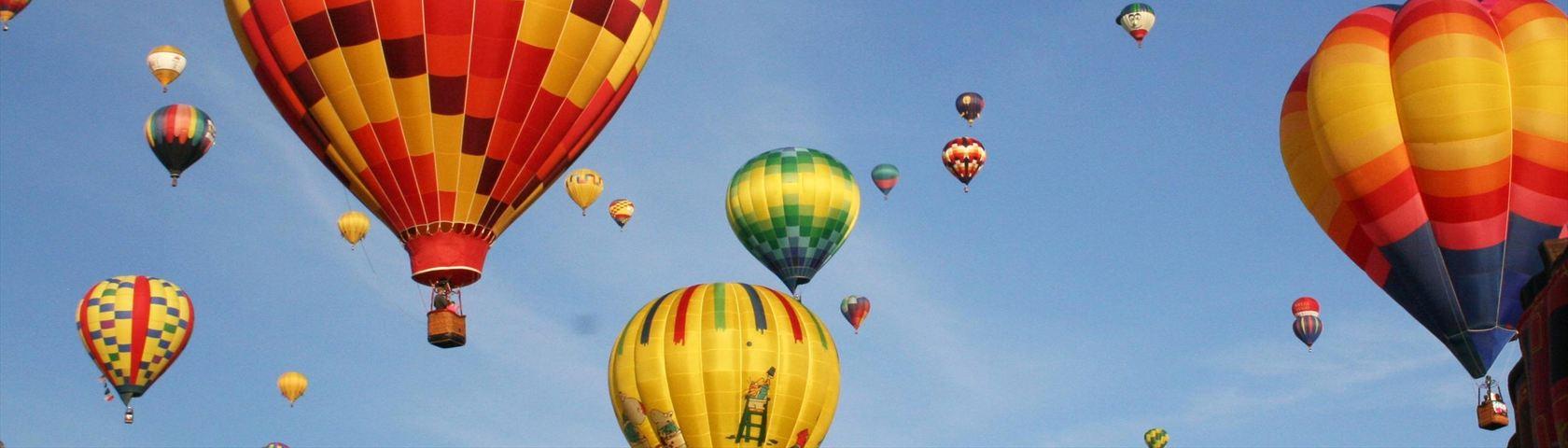 Hot Air Balloons #4