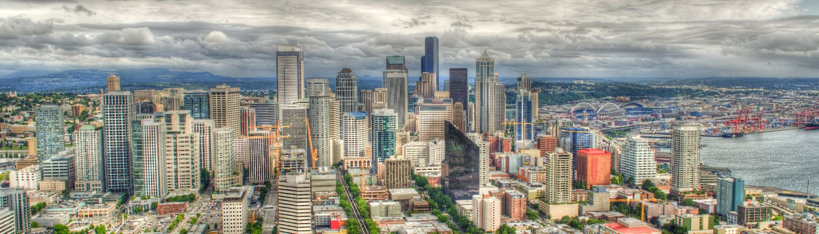 Seattle HDR
