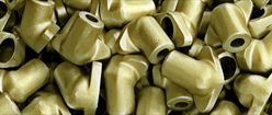 Gold Plated Pipe Bolts