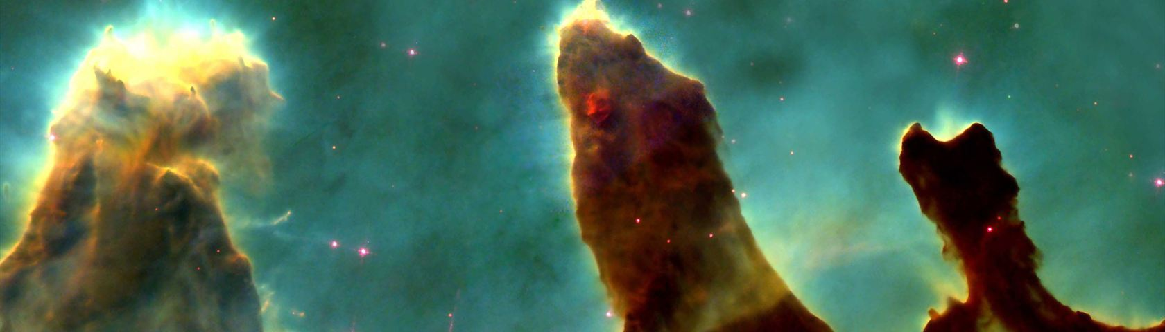 Pillars of creation images wallpaperfusion by binary - Pillars of creation wallpaper ...