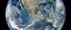 Blue Marble 2012 (Western Hemisphere)