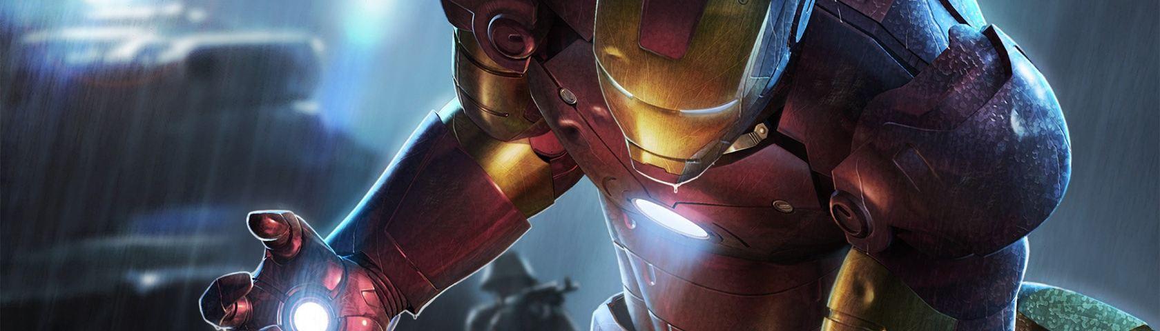 Iron Man Animation