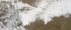 Heavy Snow in Colorado and Nebraska