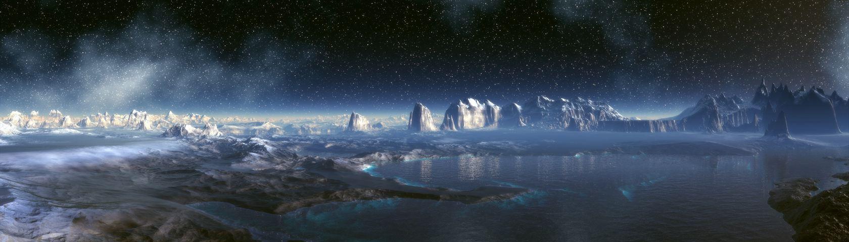 Frozen Terrain