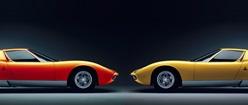 Lamborghini Miura Faceoff