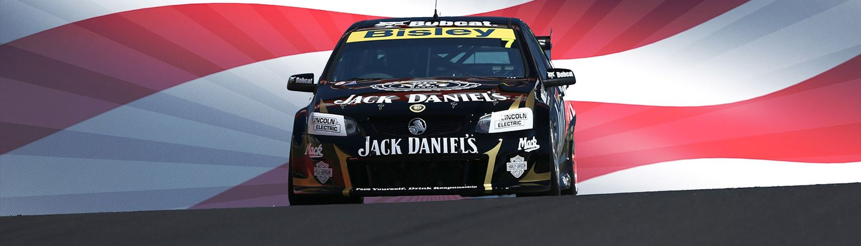 Jack Daniel's V8 Supercar