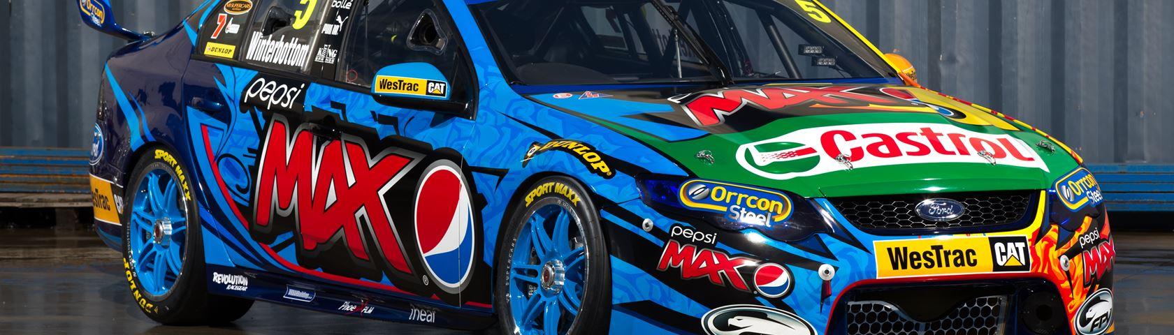 FPR Pepsi Max V8 Supercar