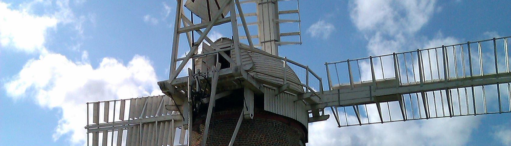 Windmill Pump in Norfolk