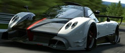 Pagani Zonda in Project CARS