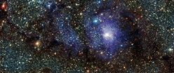 Lagoon Nebula (Messier 8)