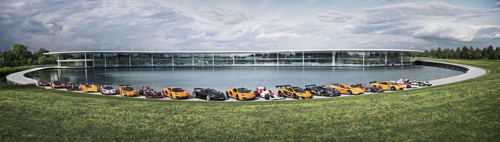 History of McLaren