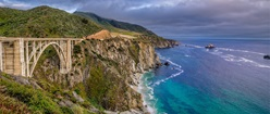 Bixby Creek Bridge, Monterey County, CA