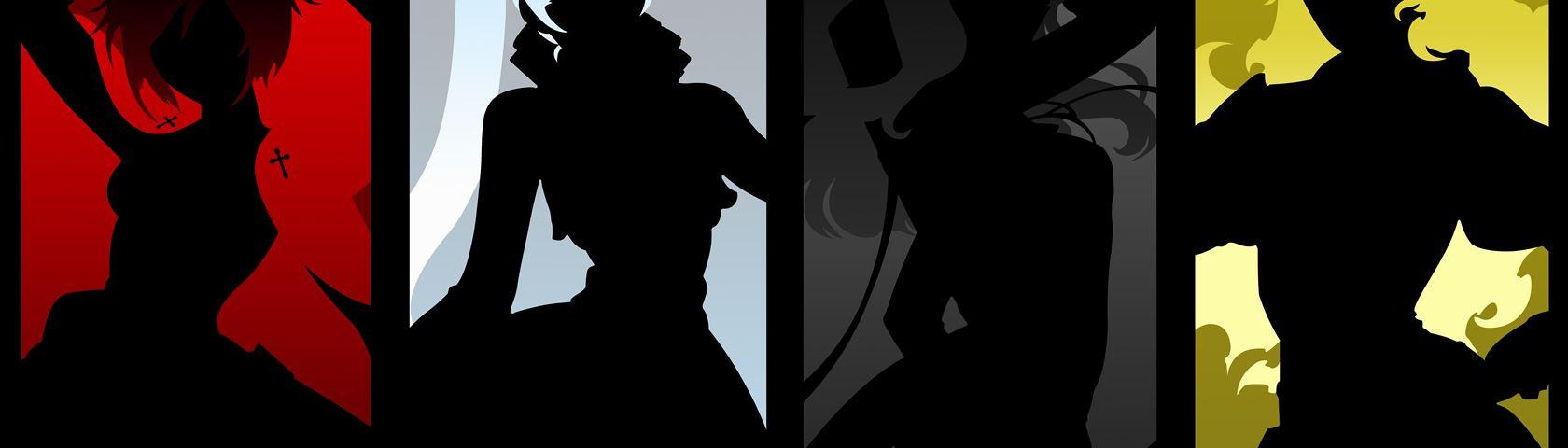RWBY Silhouette