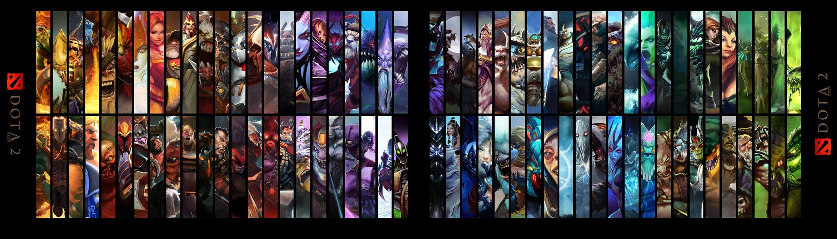 dota2 hero wallpaper v2 • images • wallpaperfusionbinary
