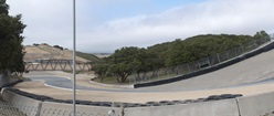 The Corkscrew at Laguna Seca