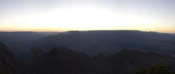 Grand Canyon evening HDR