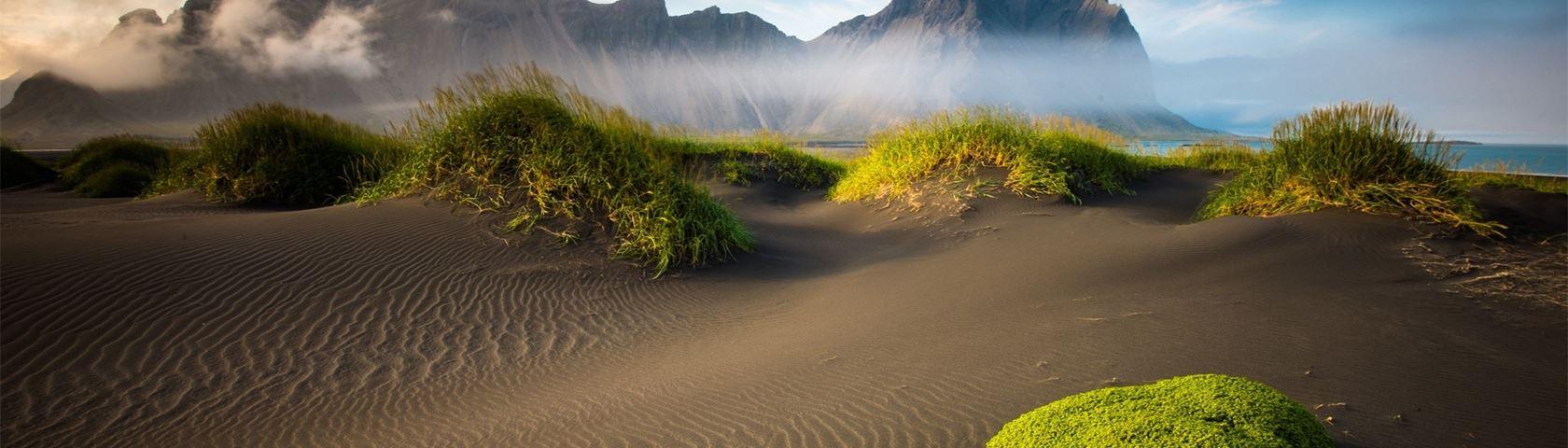 Icelandic Beach