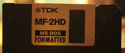 """3.5"""" Floppy Disk"""