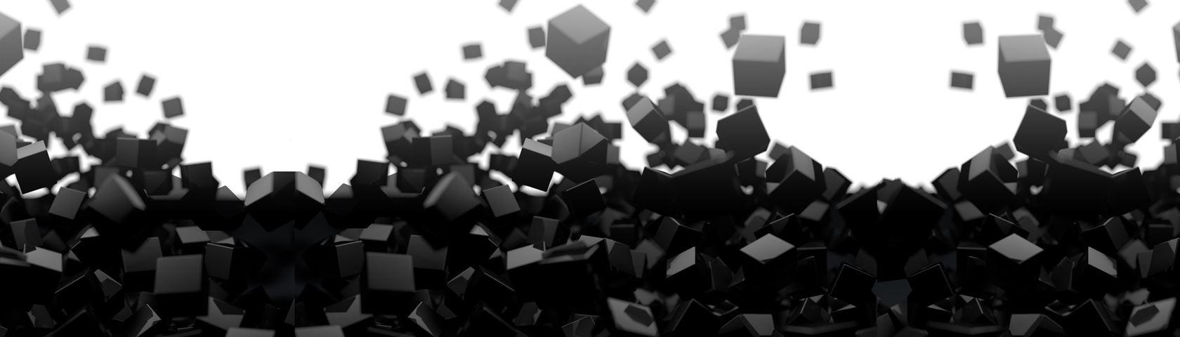 Raining Cubes