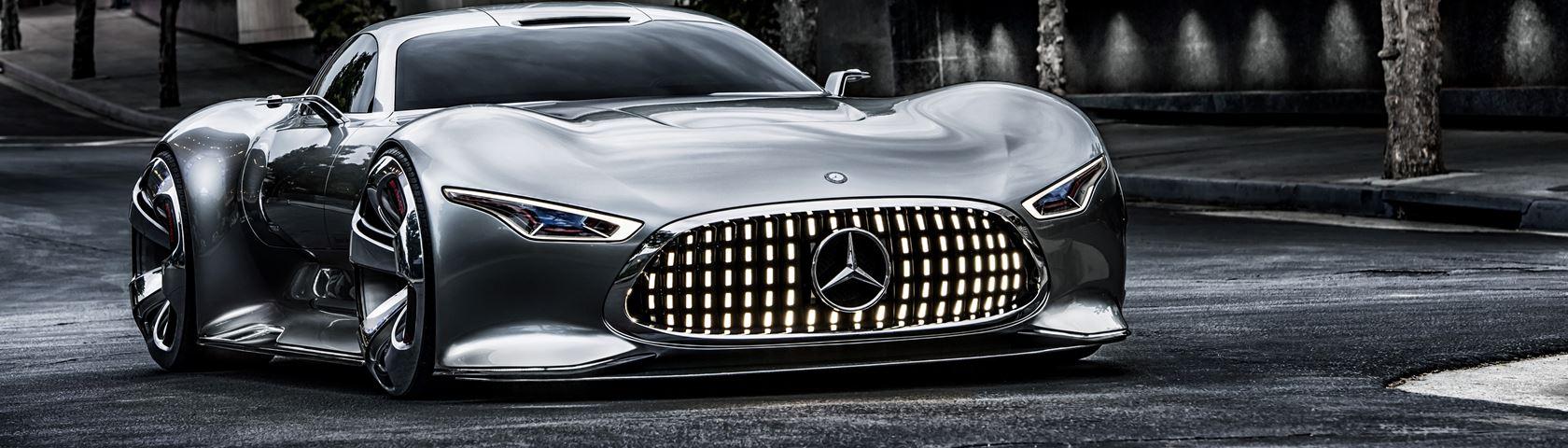 Mercedes-Benz AMG Vision Gran Turismo Concept 2013 #1