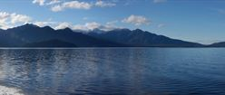 Cruising Lake Manapouri