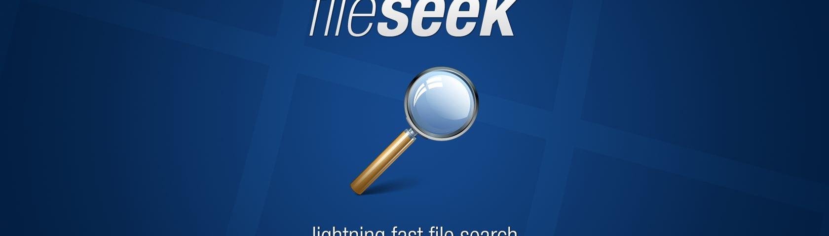 FileSeek by Binary Fortress Software