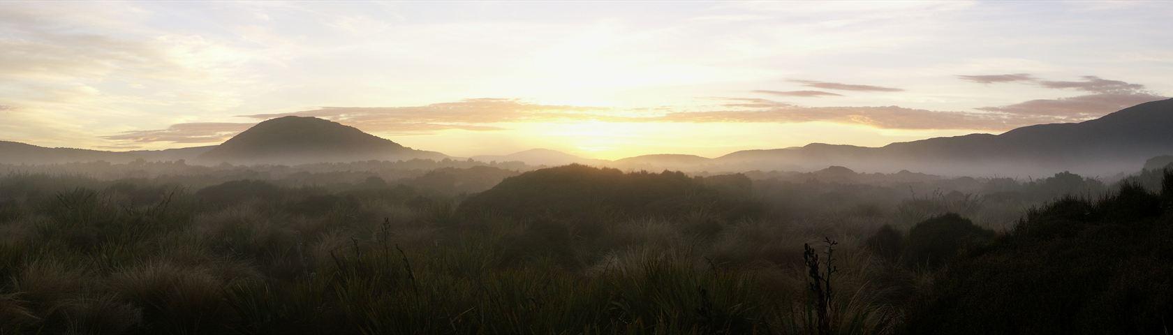 Island Hill Sunrise
