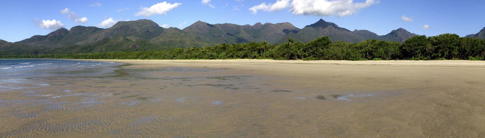 Zoe Beach Panorama