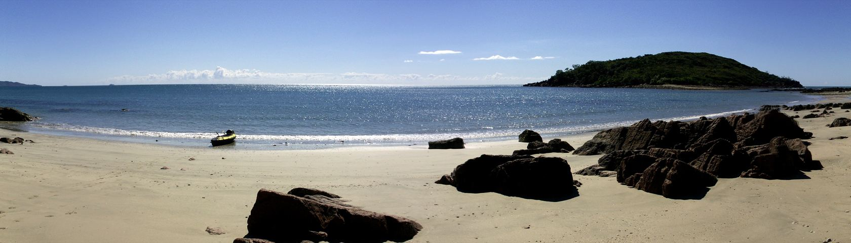 Agnes Beach Panorama