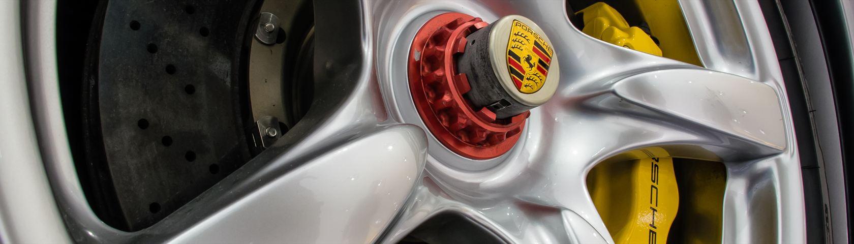 Porsche Rim