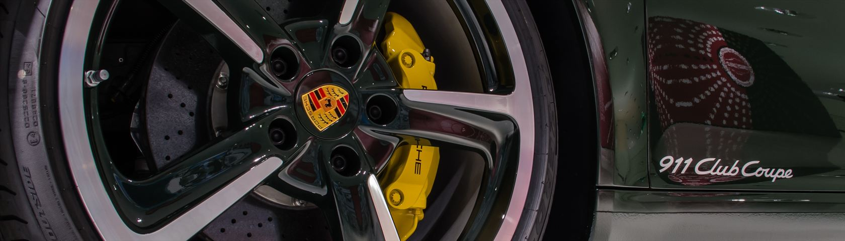 911 Club Coupe Rim
