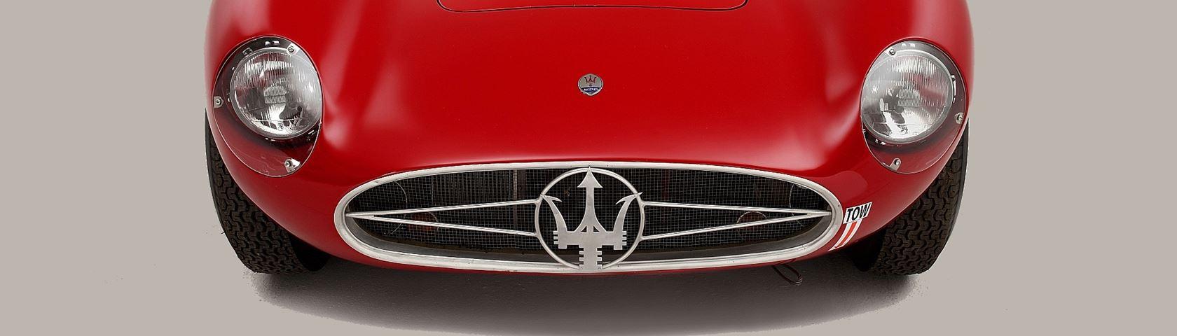 1955 - Maserati 300s