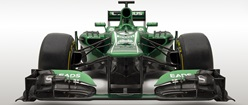 Caterham CT03 Renault