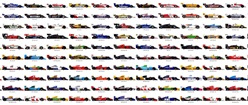 Formula 1 Cars: 1979 to 1994