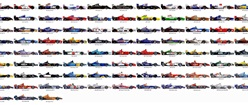 Formula 1 Cars: 1994 to 2007