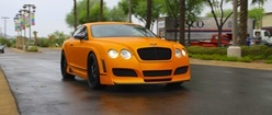 Bentley Continental GT Super Sport in Matte Orange