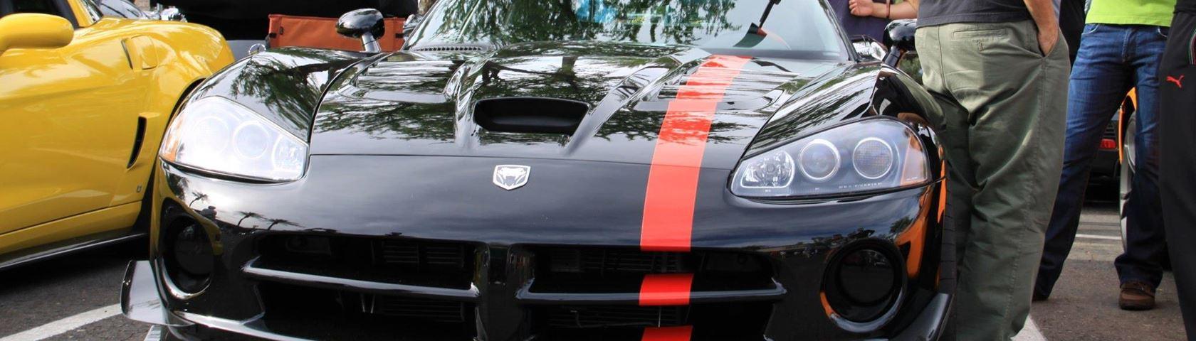 Dodge ACR Viper