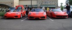 Ferrari 458 Italia, F430 Scuderia, F430