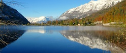 Lake Grundlsee, Austria