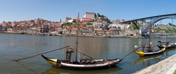 Hi-Res Panorama Porto Portugal
