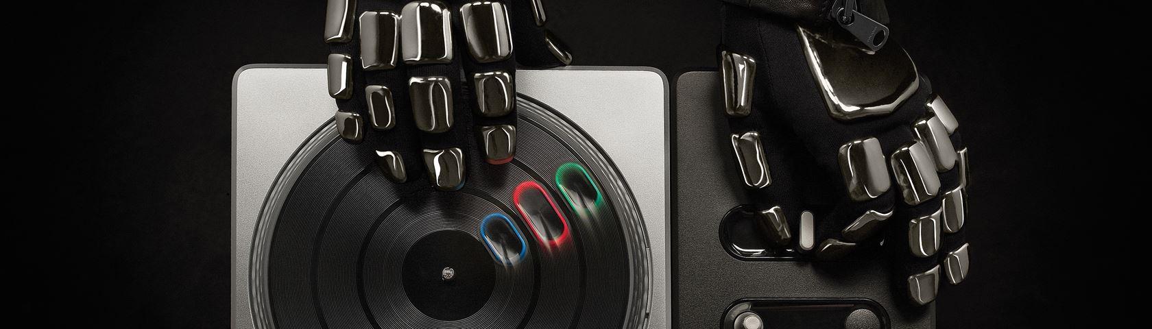 Daft Punk Playing DJ Hero