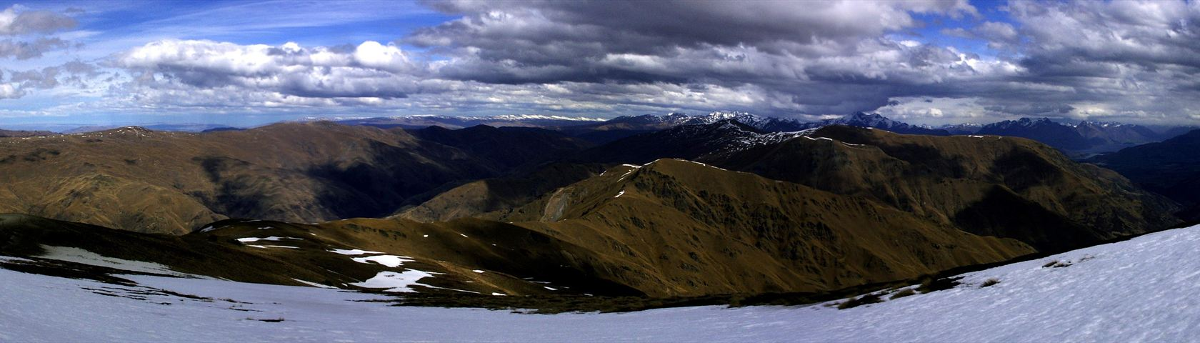 Crown Range Panorama